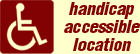 handicap-accessible-location